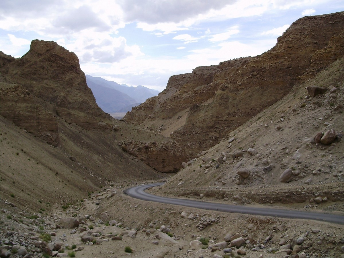 Motorbiking Ladakh Jammu Kashmir Adventure Travel The Great Next