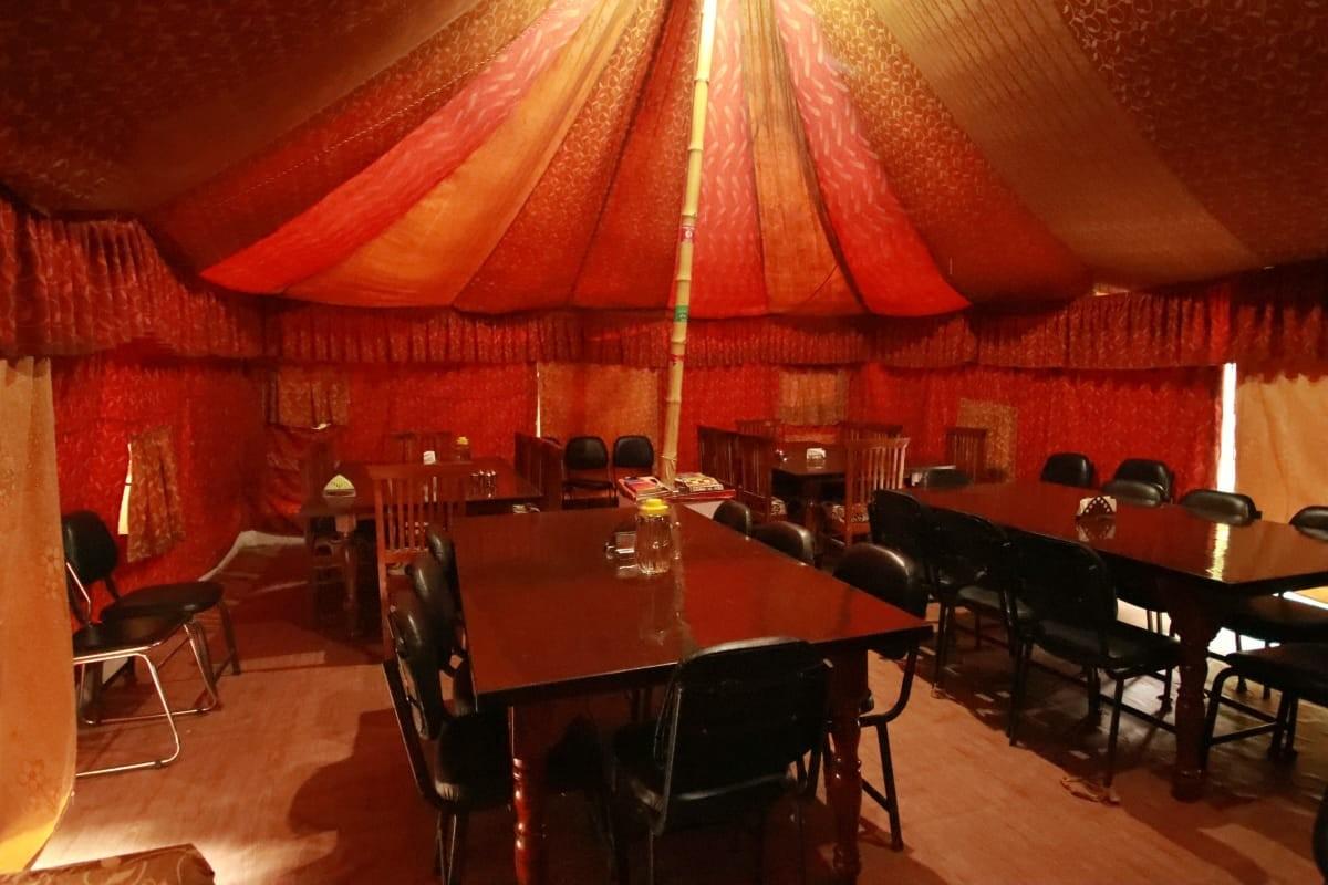 Camping Sangla Himachal Pradesh Adventure Travel The Great Next