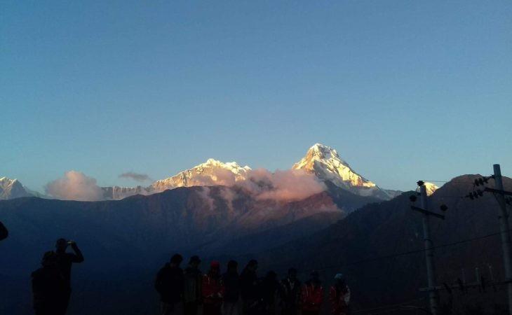 Trekking Ghorepani Poon Hill Nepal Himalaya Adventure Travel The Great Next