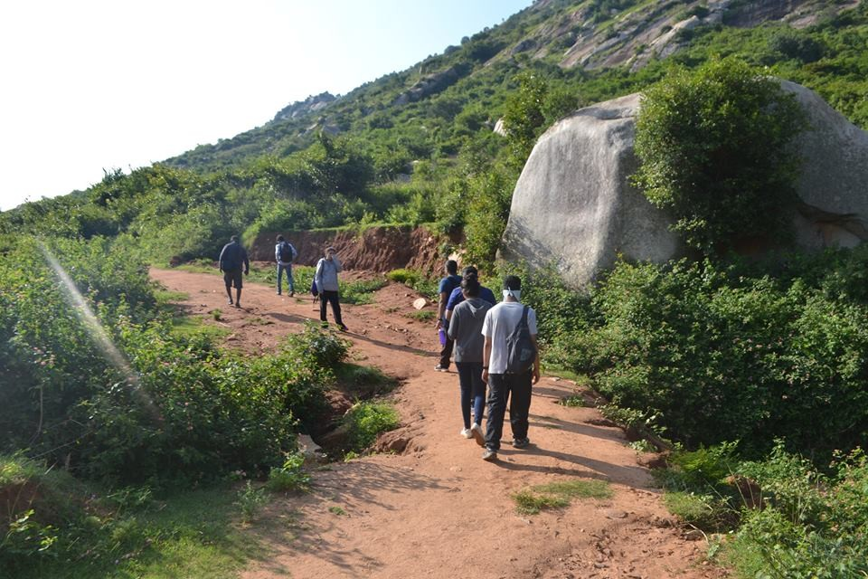 Trekking Skandagiri Karnataka Bangalore Adventure Travel The Great Next
