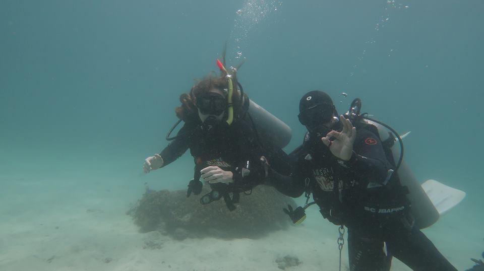 Scuba Diving Bali Indonesia Padang Bai Adventure Travel The Great Next