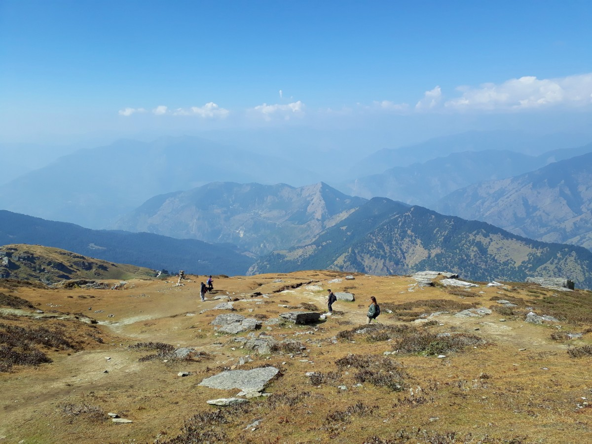 Chopta Chandrashila Tungnath Trekking Uttarakhand The Great Next
