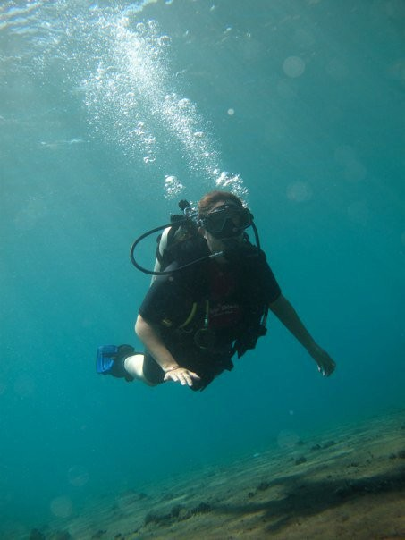 Scuba Diving PADI Bali Tulamben Indonesia Adventure Travel The Great Next