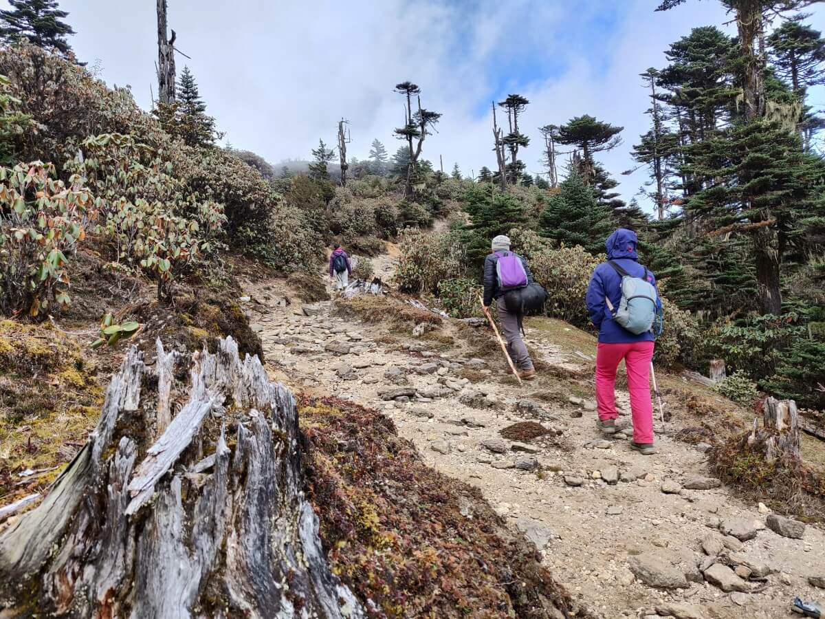 Bhangajyang Lakes Trek Arunachal Pradesh Bhutan Tso Tsomjuk Lake Glacial Adventure Travel The Great Next