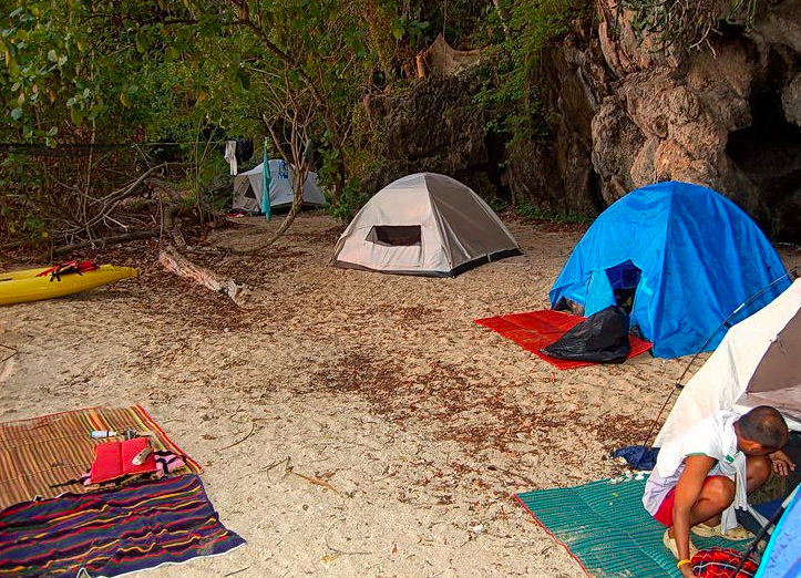 Kayaking Camping in Phuket Thailand Phang Nga Bay Krabi Adventure Travel Destinations