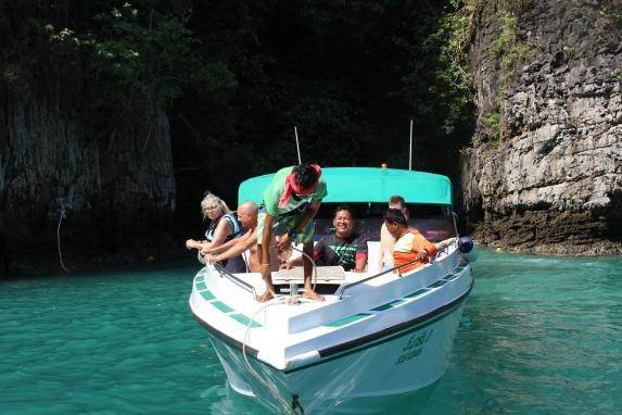 Beaches Phuket Tour Phi Phi Islands Snorkelling Thailand Adventure Travel The Great Next