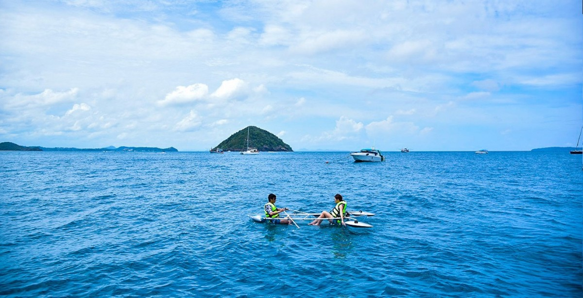 Snorkelling Banana Beach Thailand Adventure Travel The Great Next
