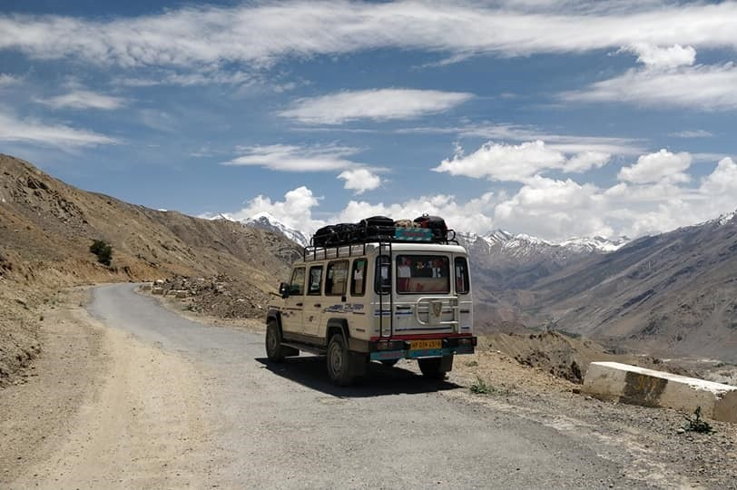Road Trip Spiti Valley Himachal Pradesh Adventure Travel The Great Next