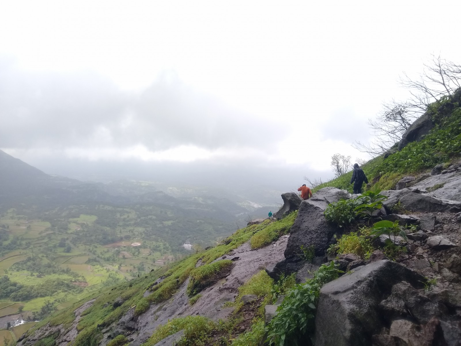 Trekking Camping Mumbai Harishchandragad Maharashtra Adventure Travel The Great Next