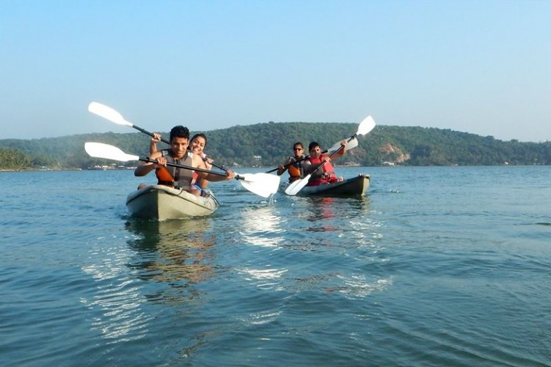 Kayaking Cruise Goa The Great Next Adventure Travel