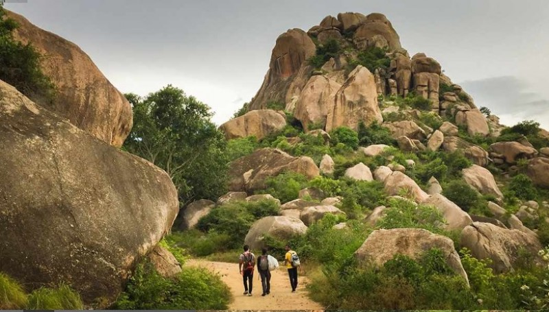Trekking Kunti Betta Karnataka Bangalore Adventure Travel The Great Next