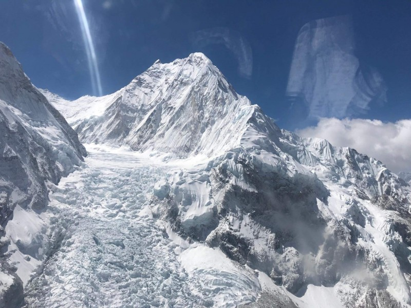 Helicopter Tour Everest Nepal Kathmandu Base Camp Adventure The Great Next