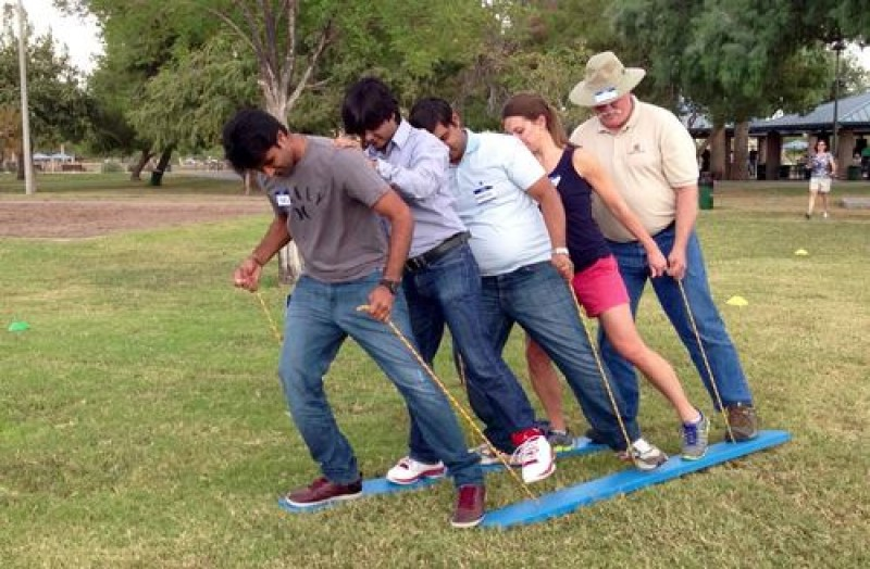 Adventure Day Corporate Group Picnic Delhi The Great Next