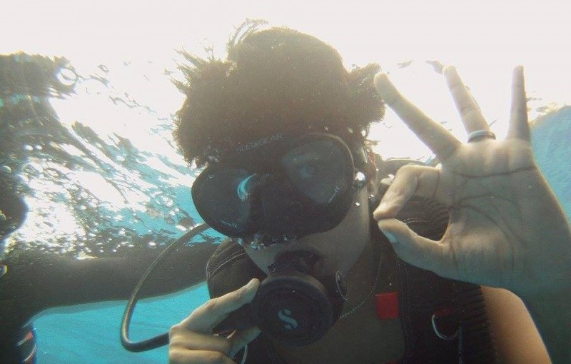 Scuba Diving Andamans Havelock Adventure Travel The Great Next