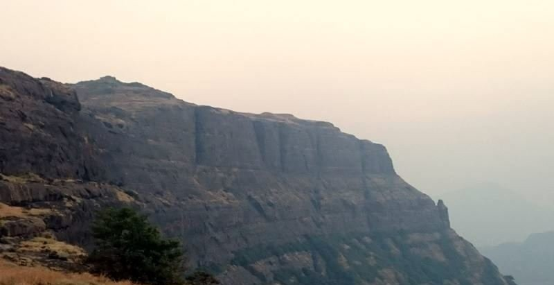 Trekking Alang Madan Maharashtra Adventure Travel The Great Next