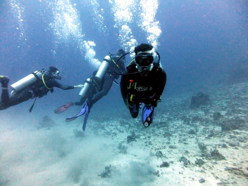 Scuba Diving Bali Indonesia Gili Biaha Adventure Travel The Great Next