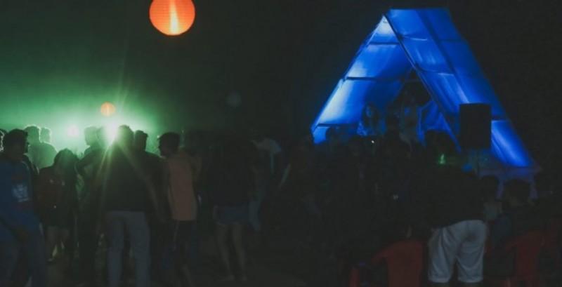 Camping New Year 2019 Kolad Maharashtra Adventure Travel The Great Next