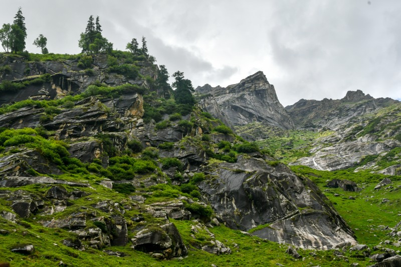 Hampta Pass Trekking Himachal Pradesh Adventure Travel The Great Next