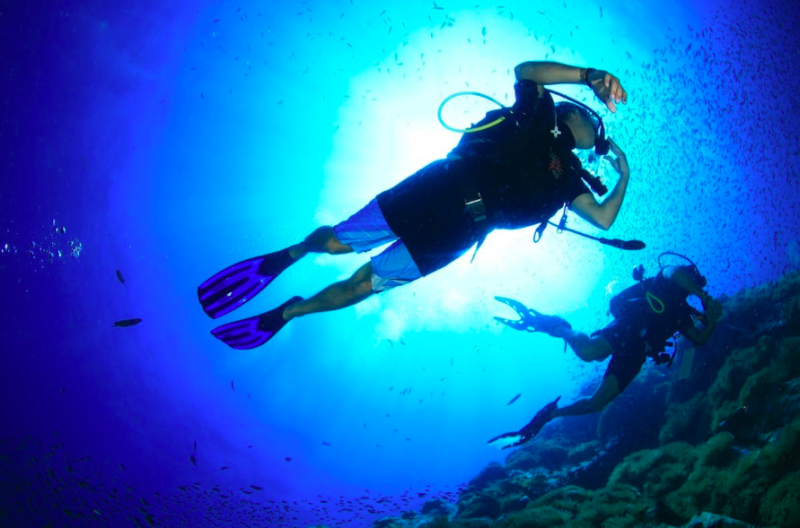 Koh Tao Diving Bangkok Thailand Divers Water Sports Destinations Travel Adventure