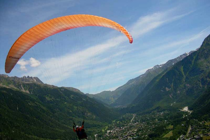 Tandem Paragliding Bhimtal Uttarakhand Adventure Travel The Great Next