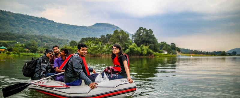 Karjat Lakeside Camping Maharashtra The Great Next Adventure Travel