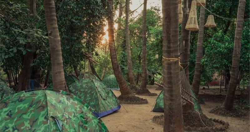 Camping Karjat Mumbai Pune Maharastra Western Ghats The Great Next