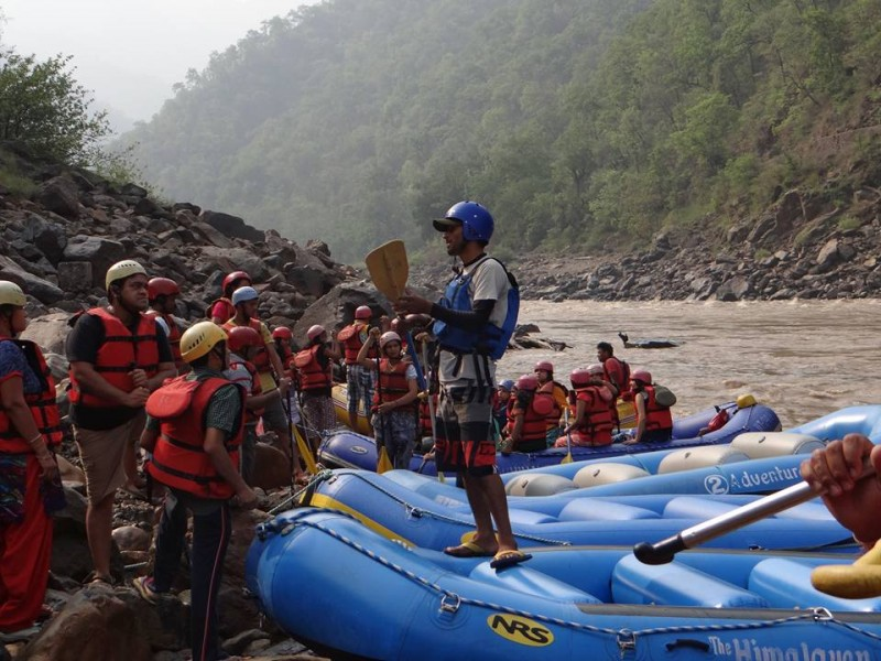 Rafting Camping Rishikesh Ganges Whitewater Rafting The Great Next