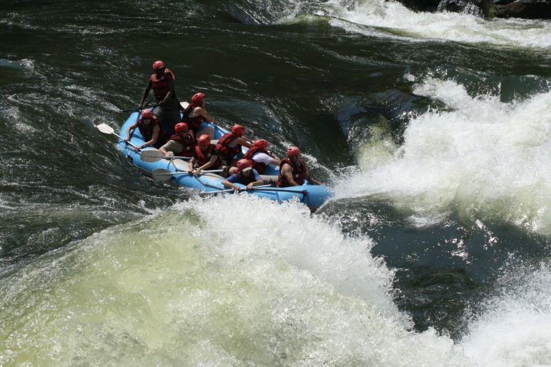 Rishikesh Camping Ganges Rafting Uttarakhand Adventure The Great Next