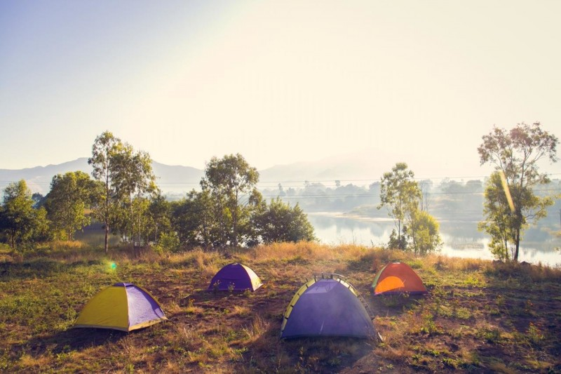 New Year 2019 Camping Bhor Maharashtra Adventure Travel The Great Next