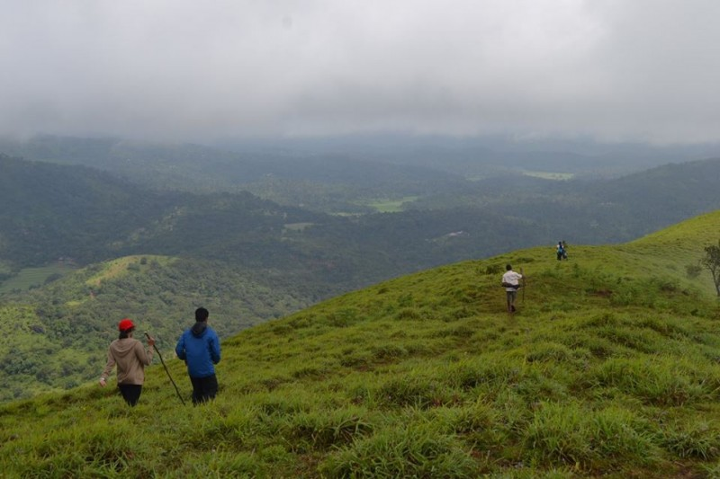 Trekking Sakleshpur Karnataka Bangalore Adventure Travel The Great Next