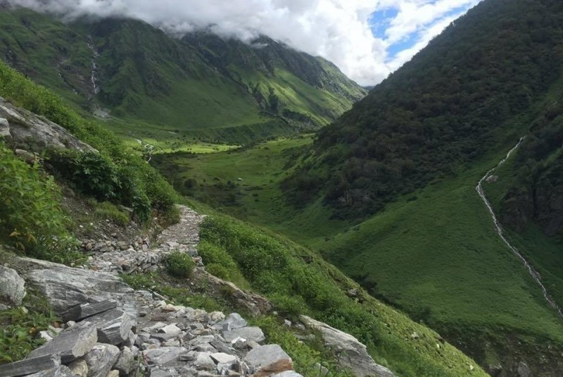 Valley Of Flowers Budget Trek Uttarakhand Easy Adventure The Great Next