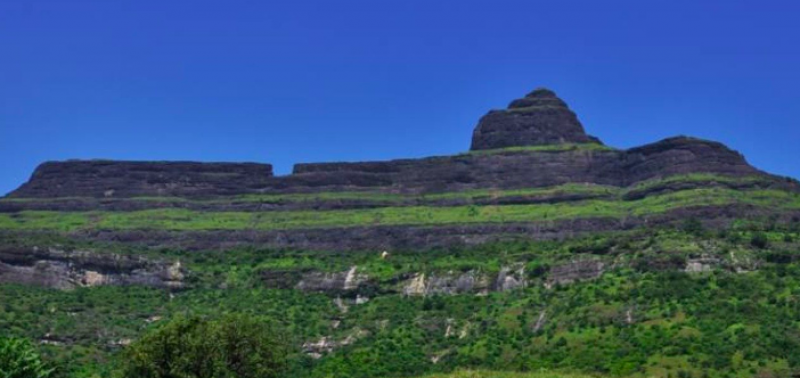 Dhodap monsoon trek Maharashtra Mumbai Trekking Adventure Travel Destinations Mountains