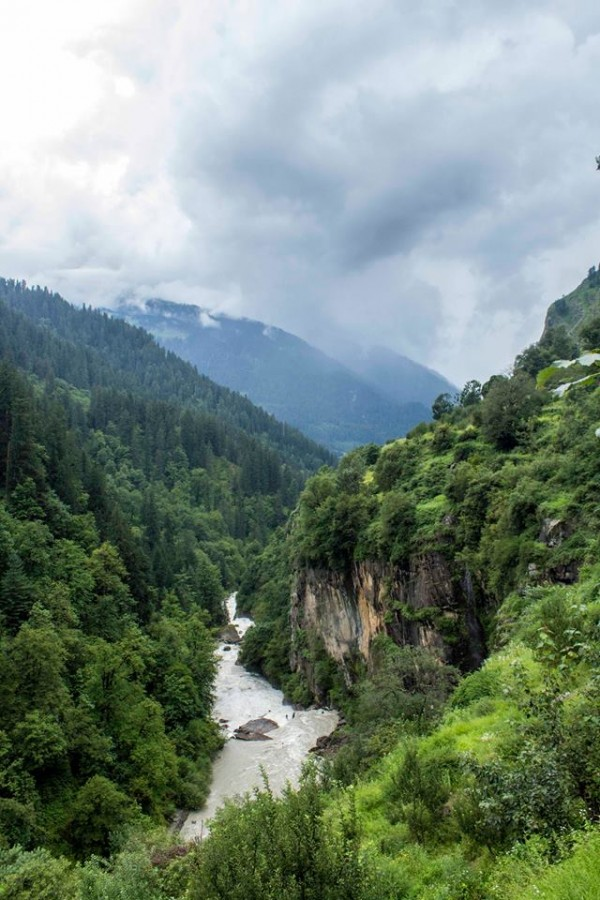 Kheerganga Parvati Valley Trek Himachal Pradesh Snow Kasol Barshaini Adventure Travel The Great Next