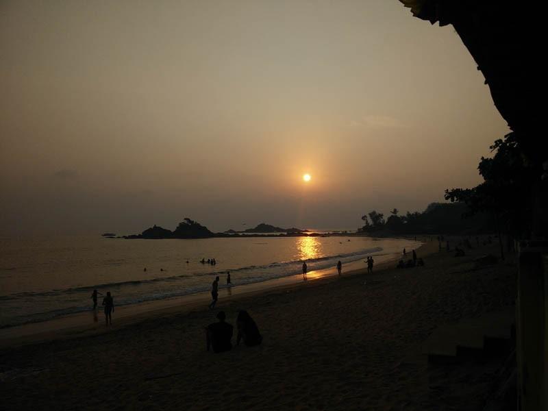 New Year Kumta Gokarna Beach Trek Camping Bangalore The Great Next