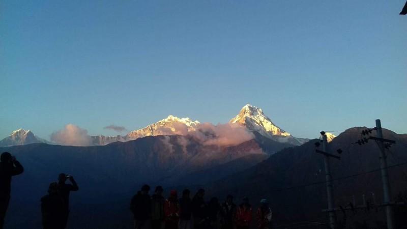 Annapurna Base Camp Trekking Nepal Adventure Travel The Great Next