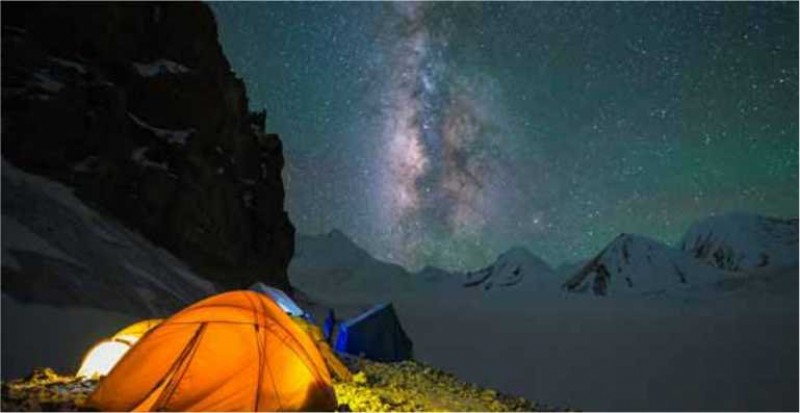 Har Ki Dun Trek Dehradun Uttarakhand Trekking Camping Adventure Travel Destination Wilderness Mountain Valleys