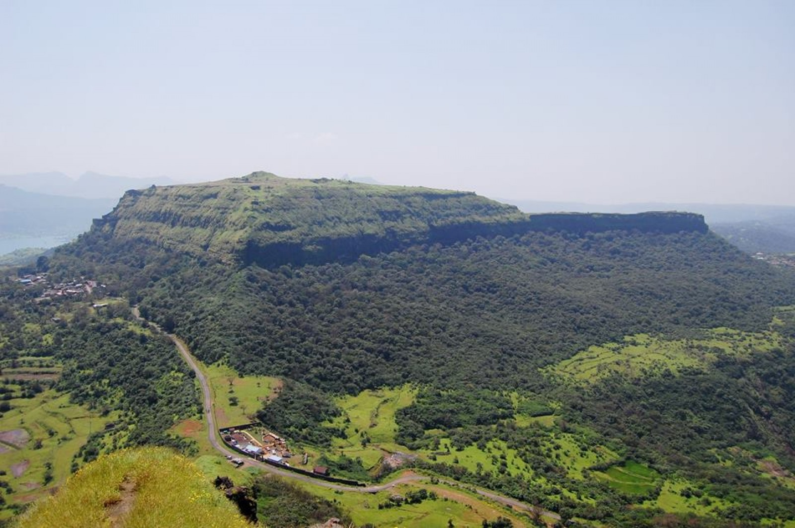 Trekking Visapur Fort Maharashtra Adventure Travel The Great Next