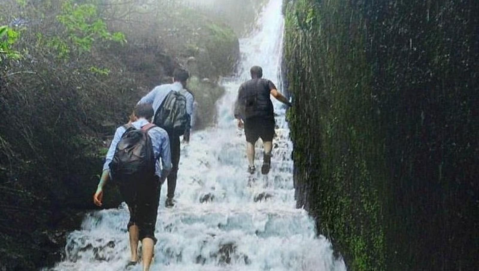 Visapur Fort Lonavala Mumbai Pune Trekking The Great Next